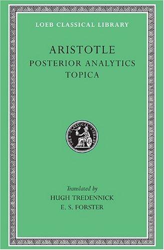 Posterior Analytics: Topica - Aristotle