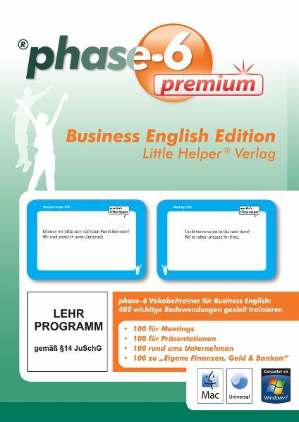 phase6 Business English Edition, Little Helper®...
