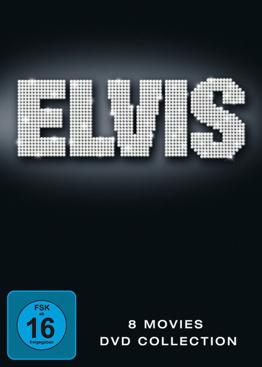 Elvis - 8 Movies DVD Collection
