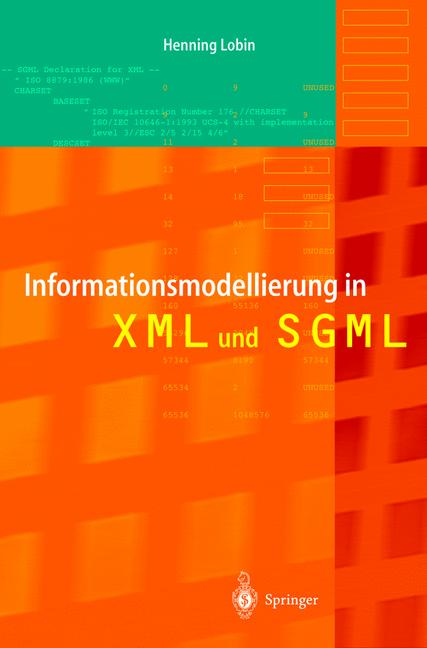 Informationsmodellierung in XML und SGML - Lobi...