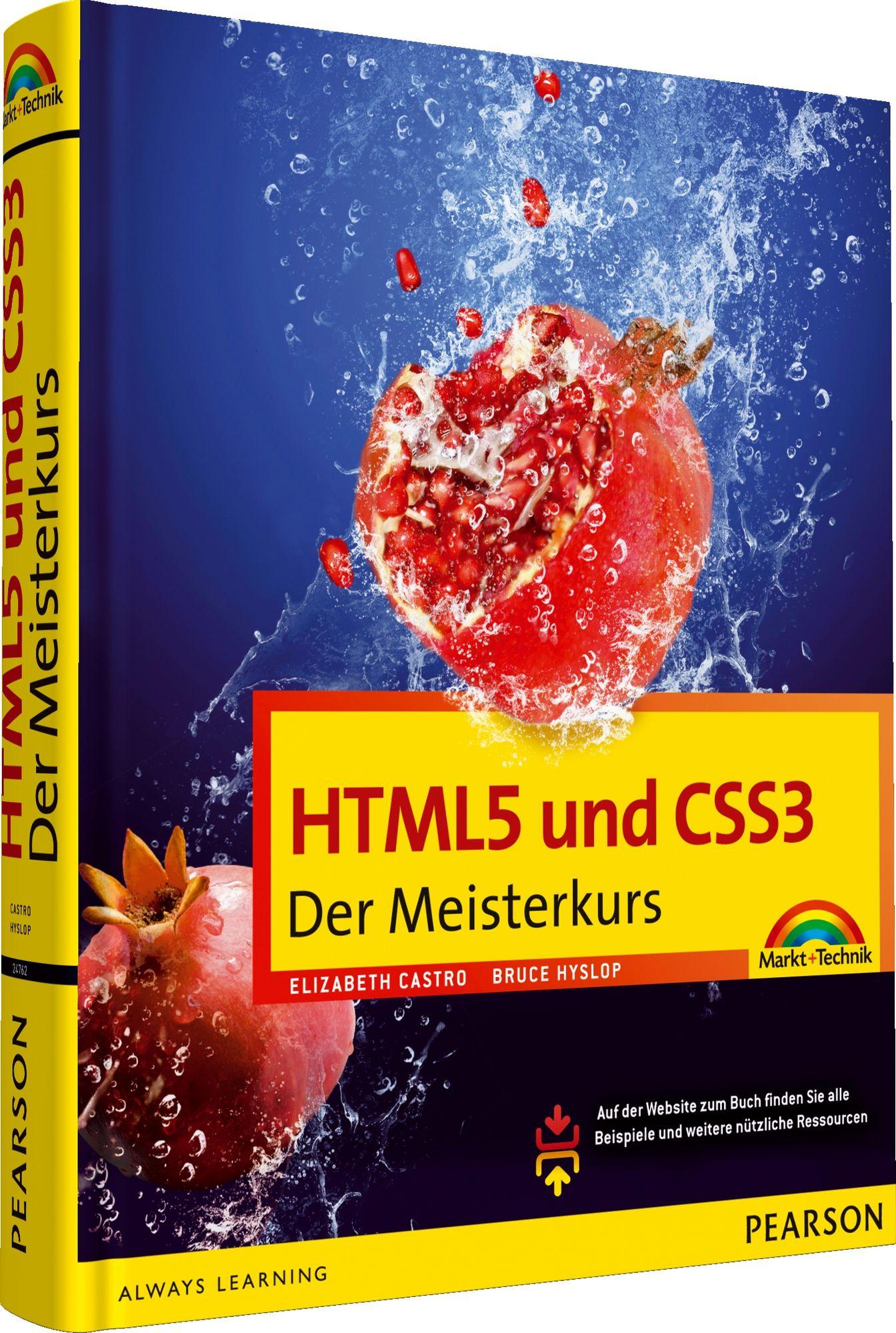 HTML5 und CSS3 - HTML5 und CSS3. Der Meisterkur...