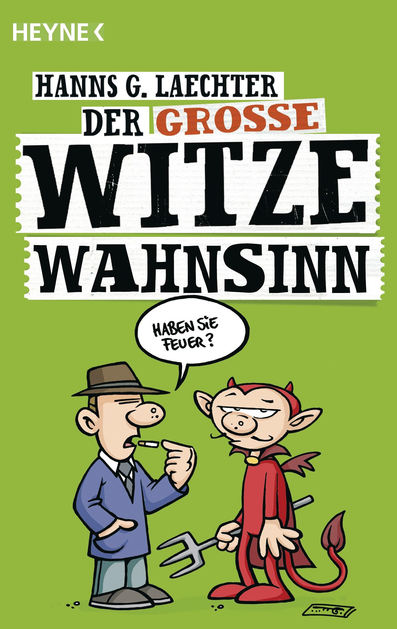 Der große Witze-Wahnsinn - Laechter, Hanns G.