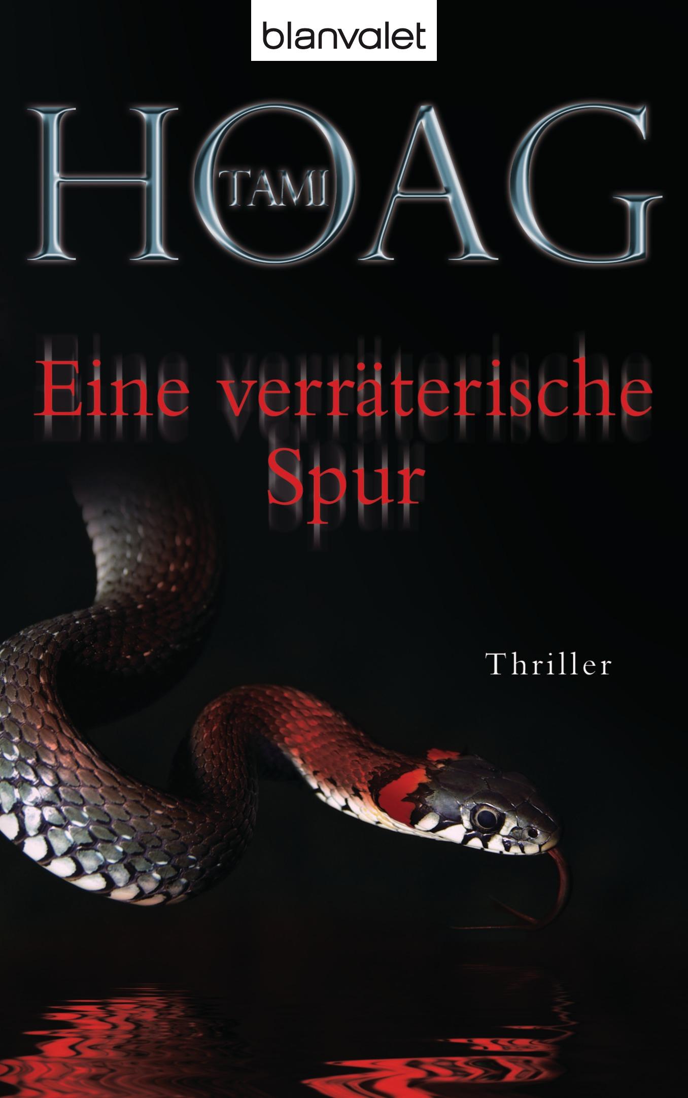 Eine verräterische Spur - Tami Hoag