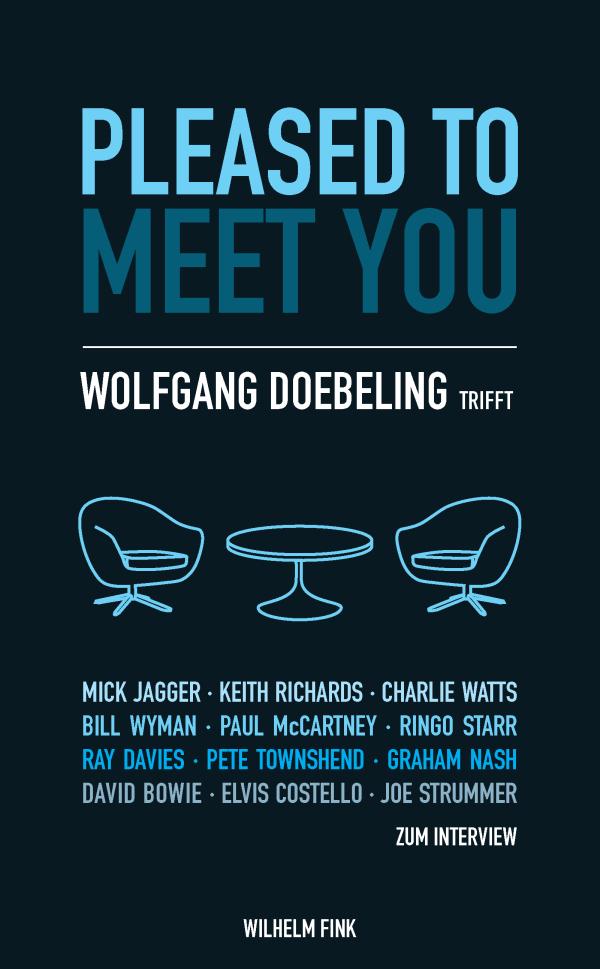Pleased To Meet You. Interviews mit Musikern - ...