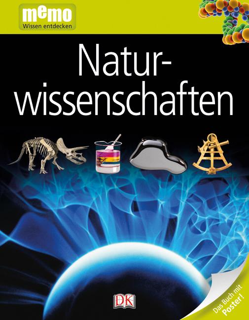 memo Wissen entdecken - Band 7: Naturwissenschaften [inkl. Poster]