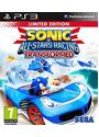 Sonic & SEGA All-Stars Racing: Transformed [Limited Edition, Internationale Version]