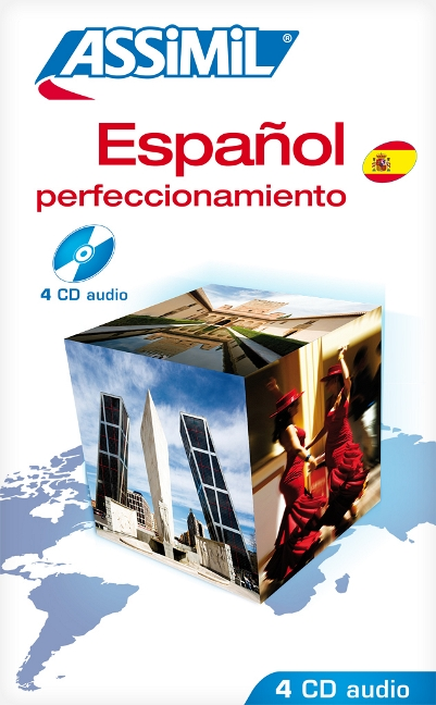 ASSiMiL Selbstlernkurs für Deutsche: Assimil-Methode. Spanisch in der Praxis. 4 CDs: Espanol Perfeccionamiento. Alle fre