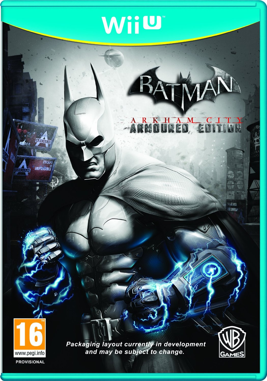 Batman Arkham City [Armored Edition, Internationale Version]