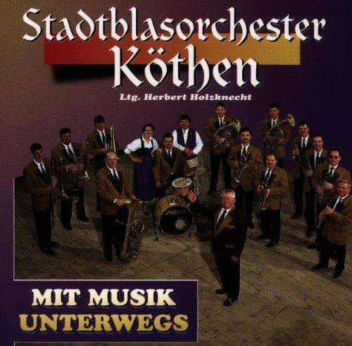Stadtblasorchester Köthen - Mit Musik Unterwegs