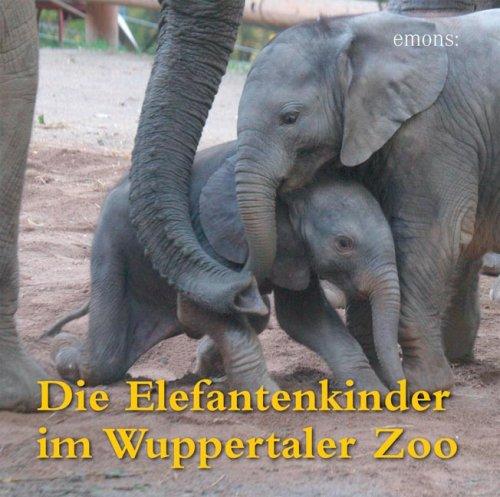 Die Elefantenkinder im Wuppertaler Zoo - Scheer...