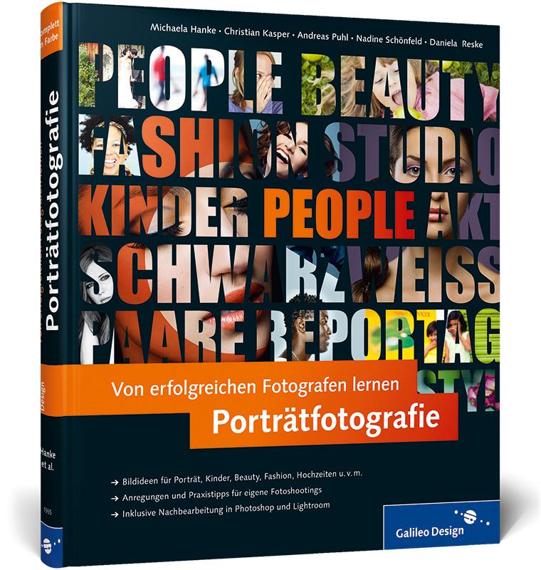 Von erfolgreichen Fotografen lernen: Porträtfotografie - Michaela Hanke