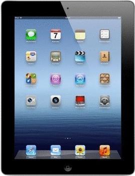 Apple iPad 3 9,7 16GB [Wi-Fi] schwarz