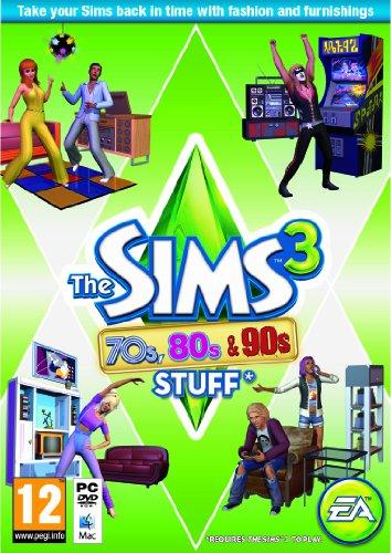 Die Sims 3: 70er, 80er & 90er Stuff [AddOn, Int...