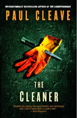 The Cleaner - Paul Cleave