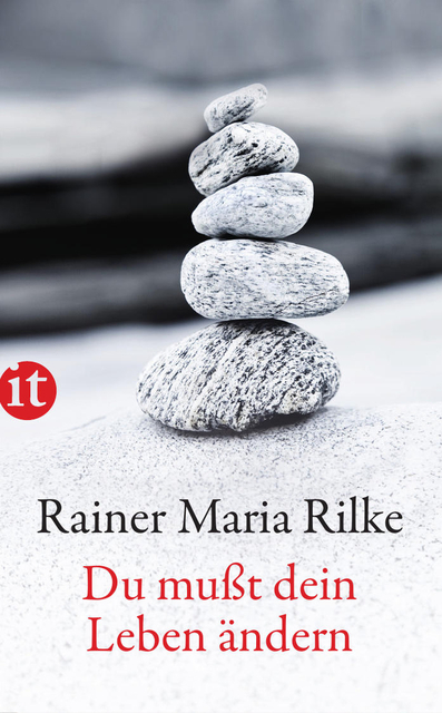 Du mußt Dein Leben ändern: Über das Leben - Rainer Maria Rilke [2. Auflage]
