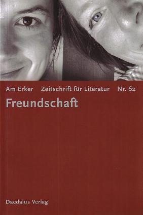 Am Erker. Zeitschrift für Literatur: Heft 62: F...