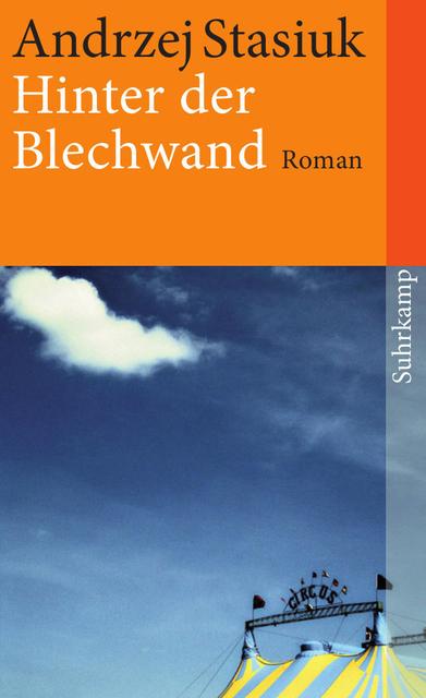 Hinter der Blechwand - Andrzej Stasiuk