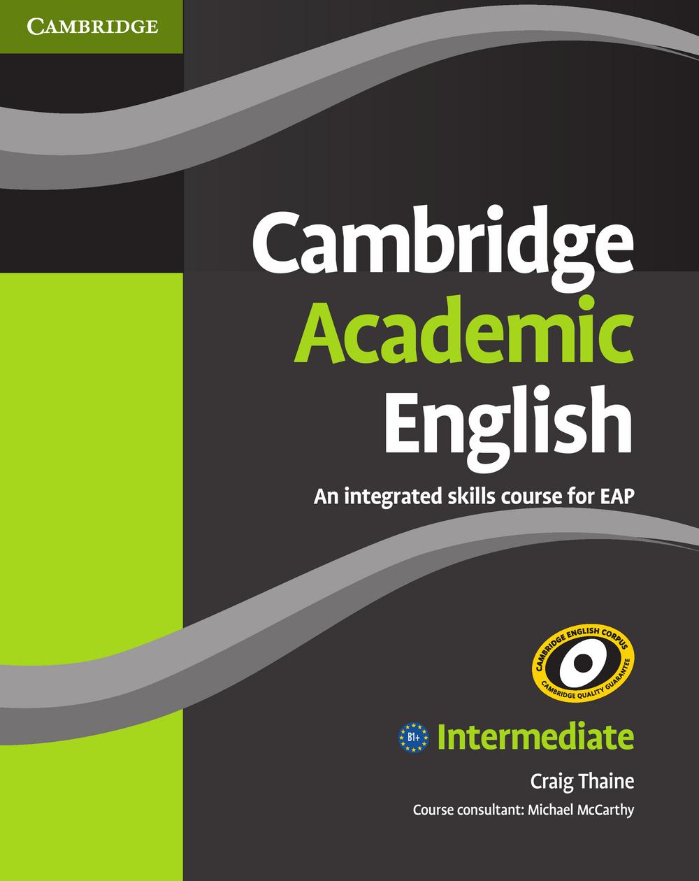 Cambridge Academic English / Student´s Book - I...
