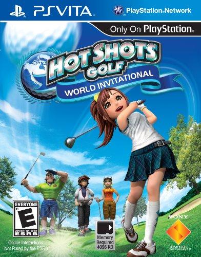 Hot Shots Golf PS Vita [US Import]
