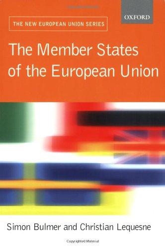 The Member States Of The European Union (New Eu...