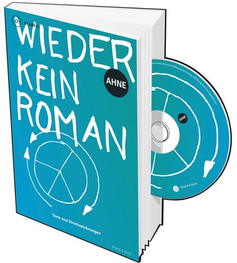 Wieder kein Roman: Texte und Strichzeichnungen ...