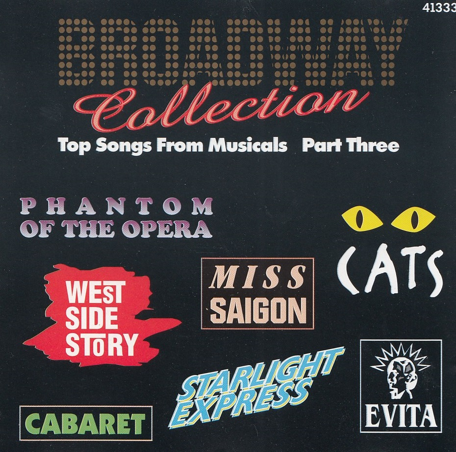 Broadway Collection: Top Songs From Musicals - ...