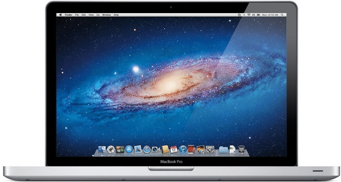 Apple MacBook Pro 15.4 (Glossy) 2 GHz Intel Core i7 4 GB RAM 500 GB HDD (5400 U/Min.) [Early 2011, englisches Tastaturlayout, QWERTY]