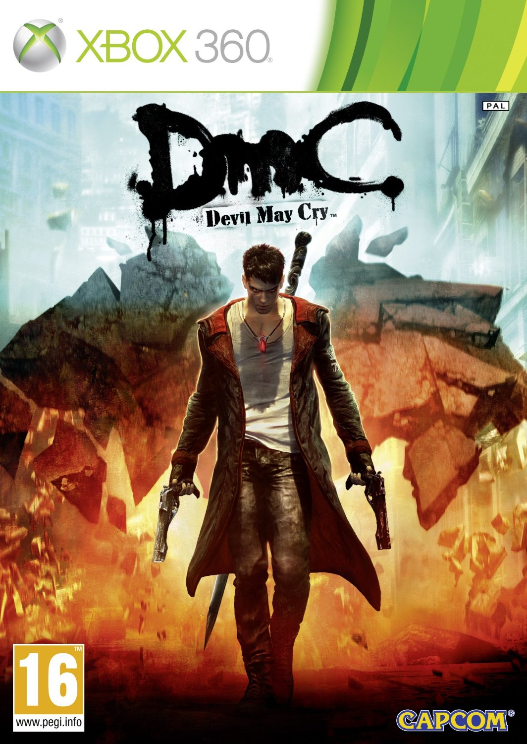 DmC: Devil May Cry [Internationale Version]