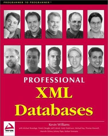 PRO XML DTBS, (Programmer to Programmer) - Will...