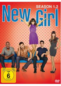 New Girl: Season 1.2 [2 DVDs]
