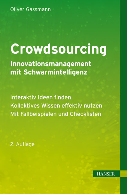 Crowdsourcing - Innovationsmanagement mit Schwa...
