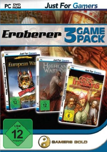 Eroberer: 3 Game Pack - Vol. 1