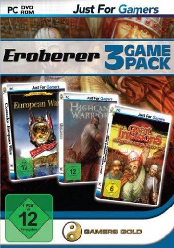 Eroberer: 3 Game Pack - Vol. 1