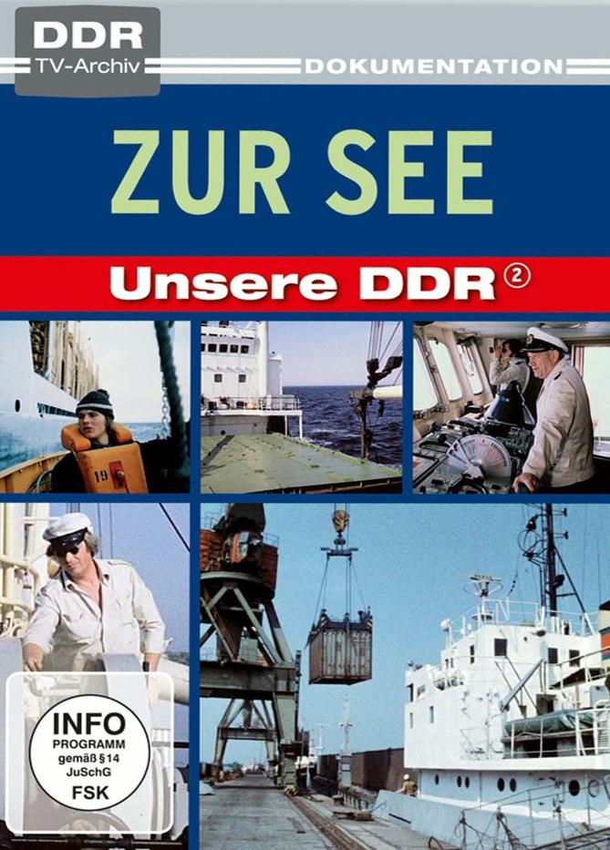 DDR TV-Archiv: Zur See - Unsere DDR