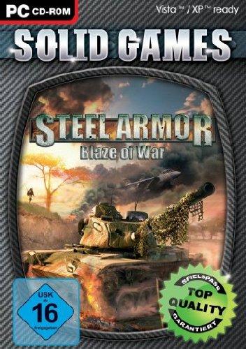 Solid Games: Steel Armor - Blaze of War