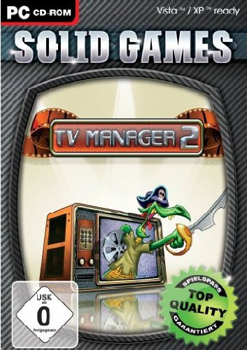 Solid Games: TV Manager 2
