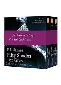 fifty shades of grey teil 1 3 geheimes verlangen gef hrliche liebe befrei 9783844510751. Black Bedroom Furniture Sets. Home Design Ideas