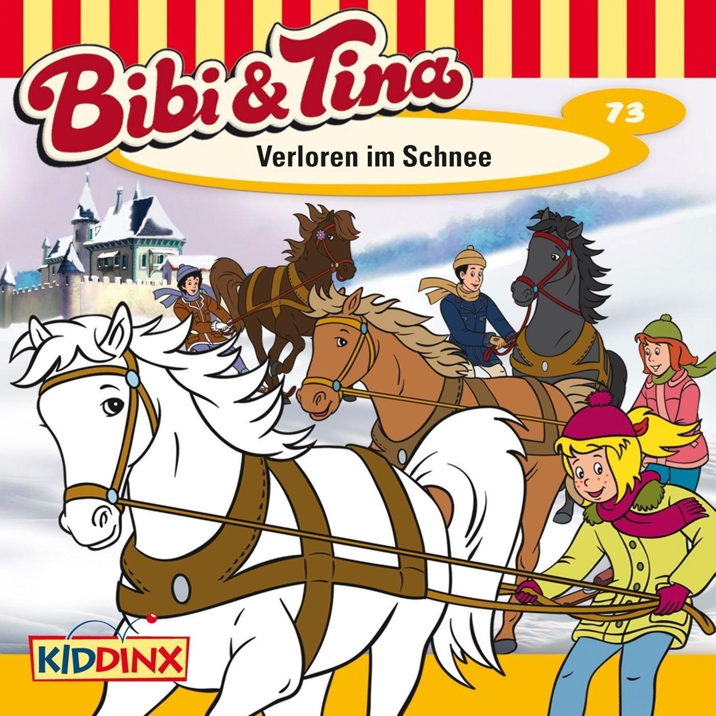 Bibi und Tina - Folge 73: Verloren im Schnee