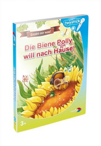 Toystick Buch - Lesen mal anders - Die Biene Po...