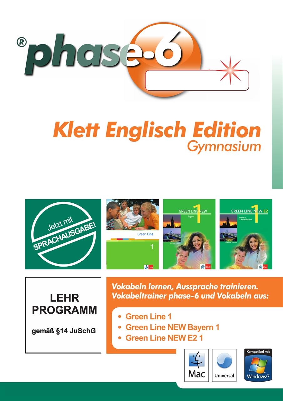 phase6 Klett Englisch Edition Gymnasium: Vokabe...