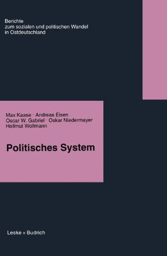 Berichte zum sozialen und politischen Wandel in...