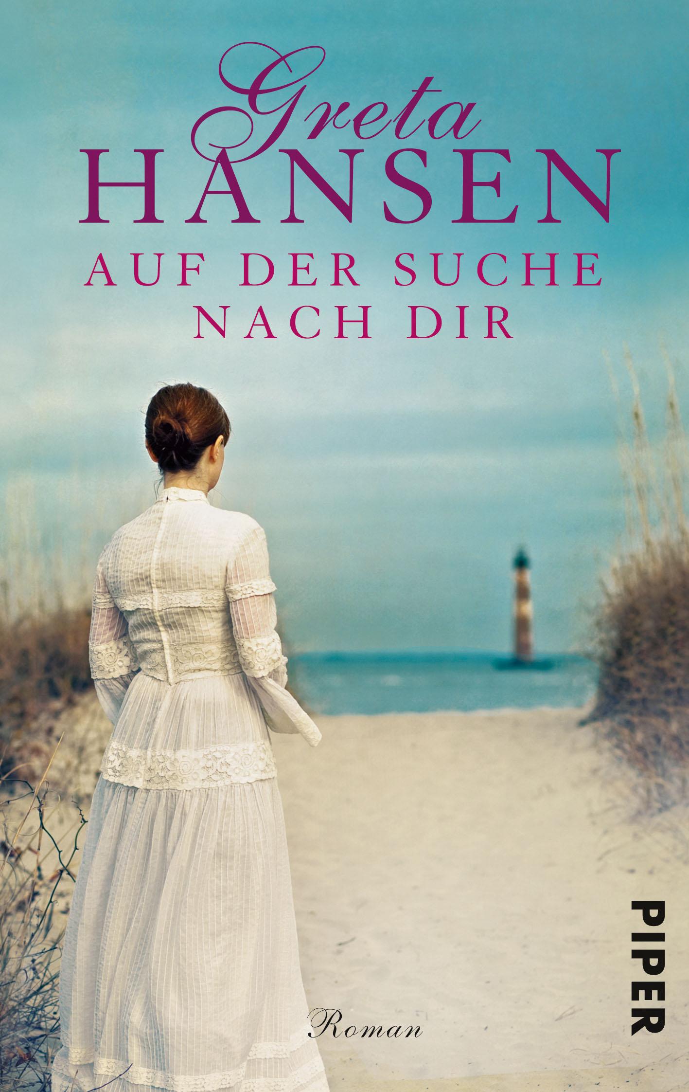 Auf der Suche nach dir - Greta Hansen