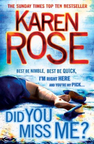 Did You Miss Me? - Rose, Karen