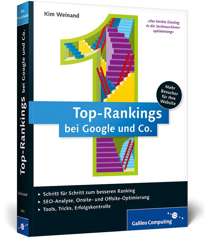 Top-Rankings bei Google und Co.: Erfolgreiche S...