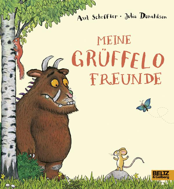 Meine Grüffelo-Freunde - Axel Scheffler
