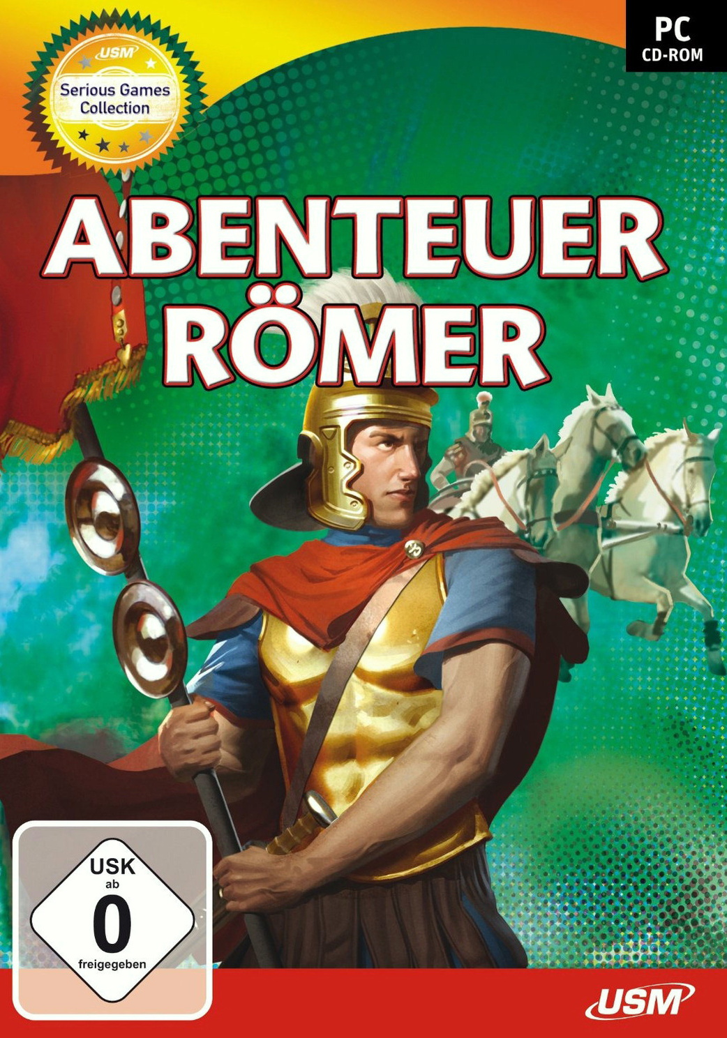 Serious Games Collection: Abenteuer Römer