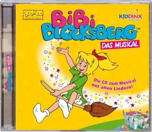 Bibi Blocksberg - Musical Soundtrack 2013