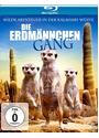Die Erdmännchen Gang - Wilde Abenteuer in der Kalahari Wüste [Blu-ray]