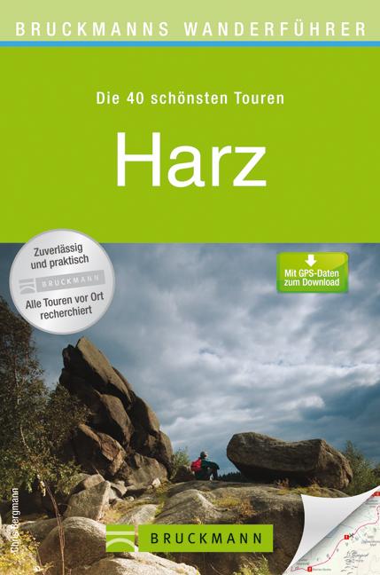 Bruckmanns Wanderführer Harz - Chris Bergmann