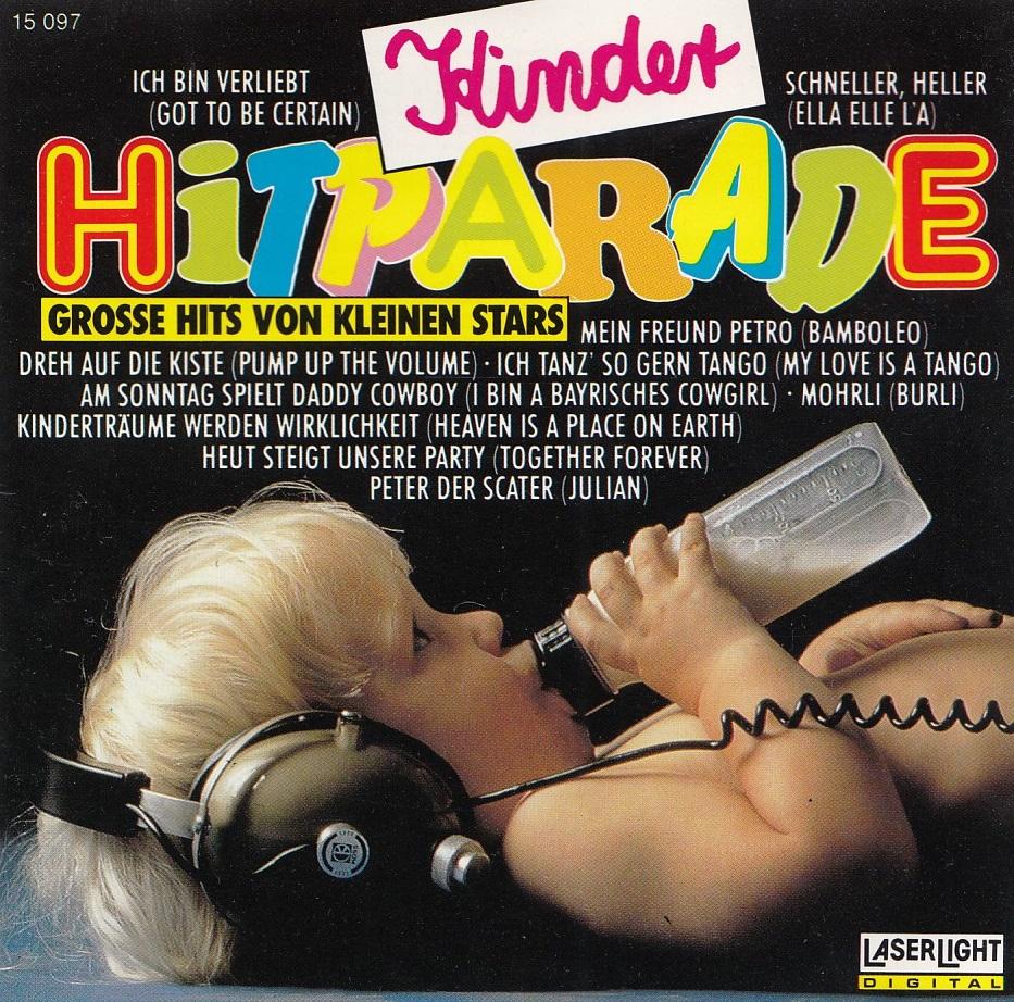 Various - Kinder Hitparade: Grosse Hits von Kleinen Stars